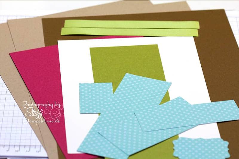 Verlosung - 5 Materialpakete für die 4er Karten 3