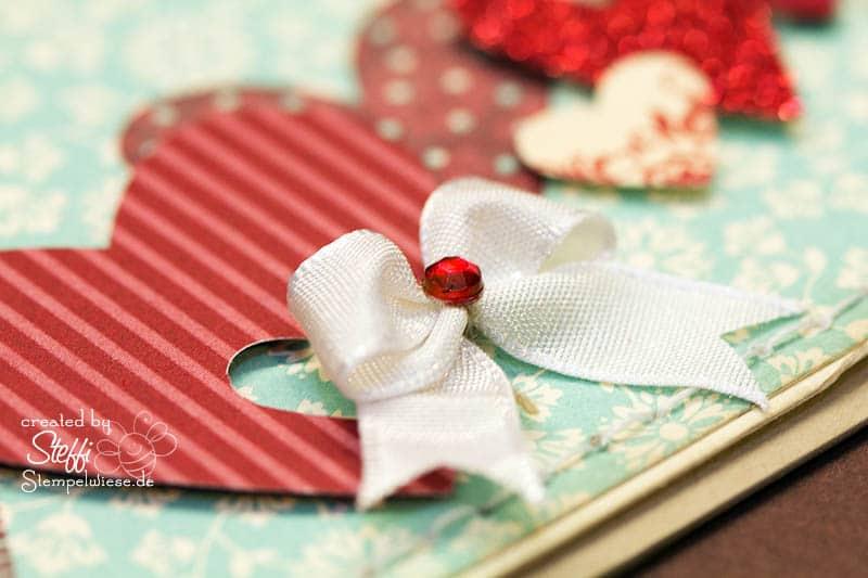 Valentinskarte - Auf die Liebe 2