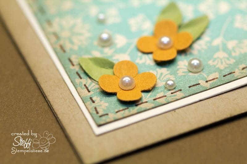 Geburtstagskarte mit Herbstnostalgie 3