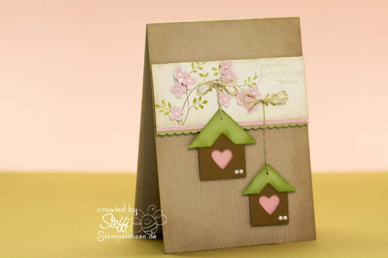 Easter Blossoms - Stampin' Up! ♥ Stempelwiese