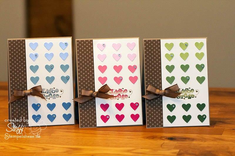 Valentinskarte mit Allerlei Anlässe 1