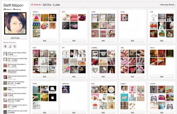 Wie ich Pinterest nutze 2