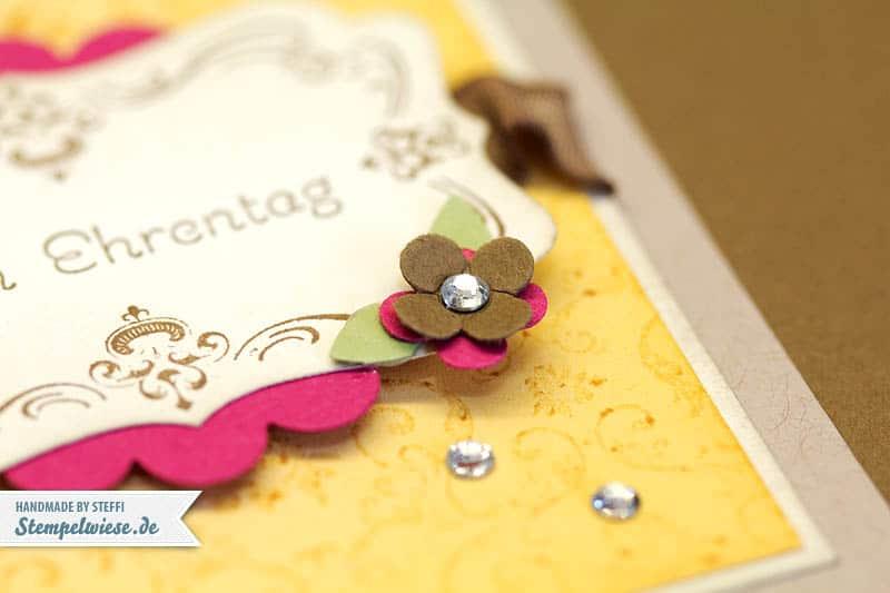 Geburtstagskarte mit kleine Wünsche 3