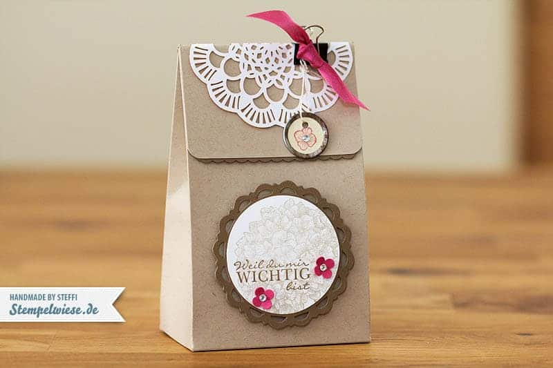one-sheet-box - Stampin' Up! ♥ Stempelwiese