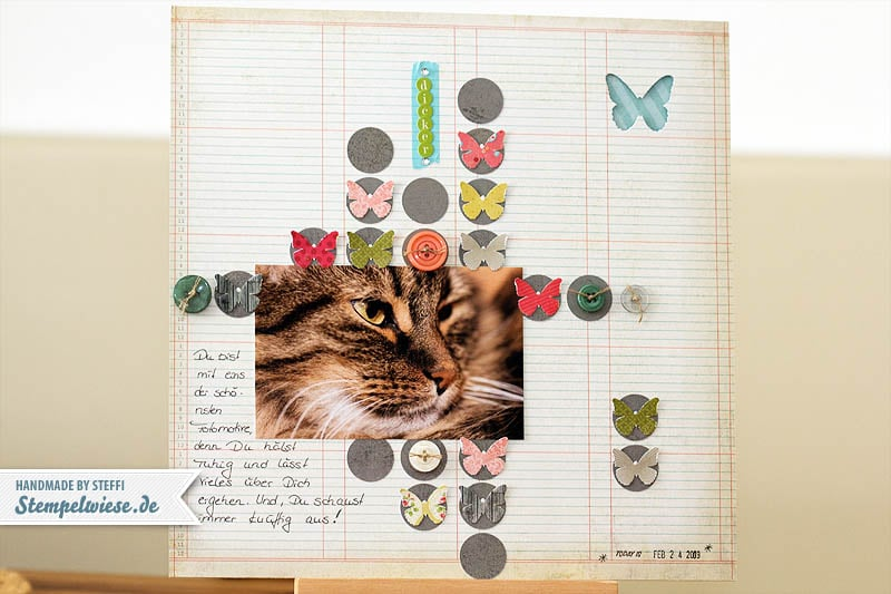 scrapbook-layout  ♥ Stempelwiese