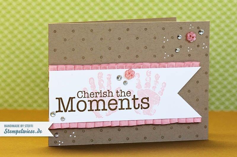 Zur Geburt - Cherish the Moments 3