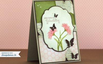 Video Tutorial – Blume gespiegelt