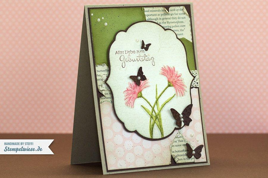 Video Tutorial - Blume gespiegelt 1