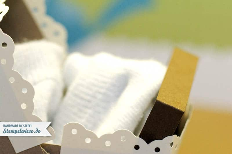 Kinderwagen aus Papier - Ideal für kleine Geschenke 3