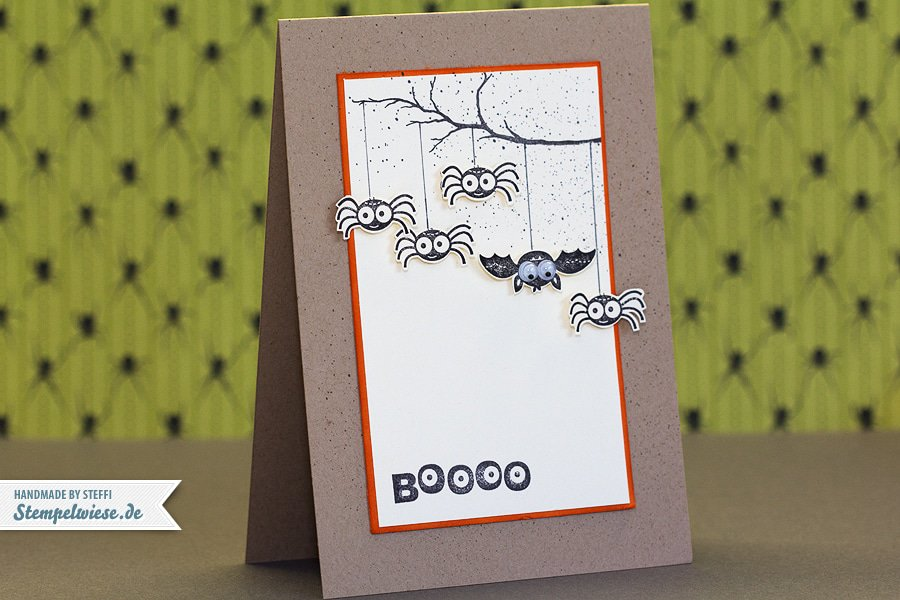 halloween - Stampin' Up! ♥ Stempelwiese