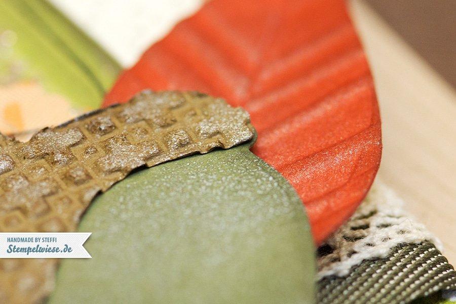 Herbstzauber - Grußkarte mit Liebe gemacht 2