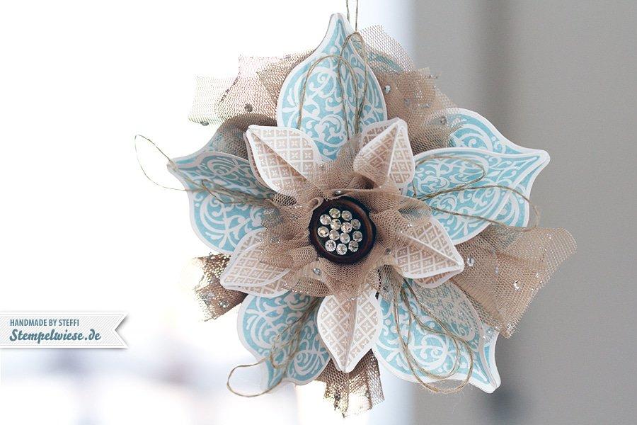 3D Ornament Keepsake - Titelseite Mini 1