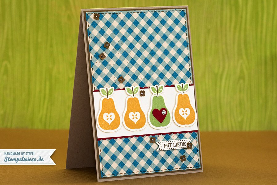 card - Stampin' Up! ♥ Stempelwiese