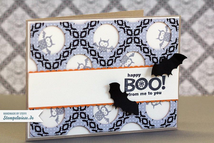 Monster Munchies - Happy Boo 1