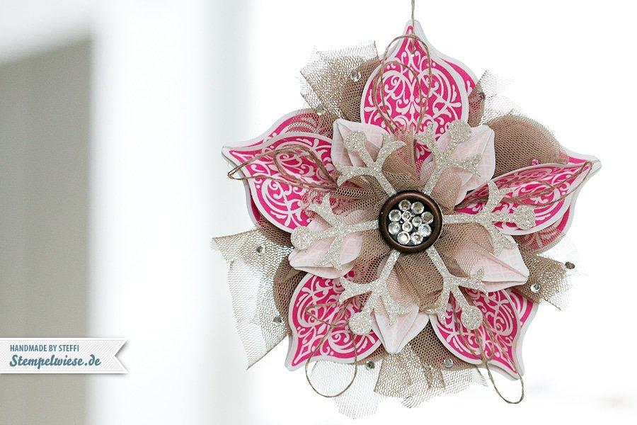 3D Ornament Keepsakes in Pink - Titelseite Mini 1