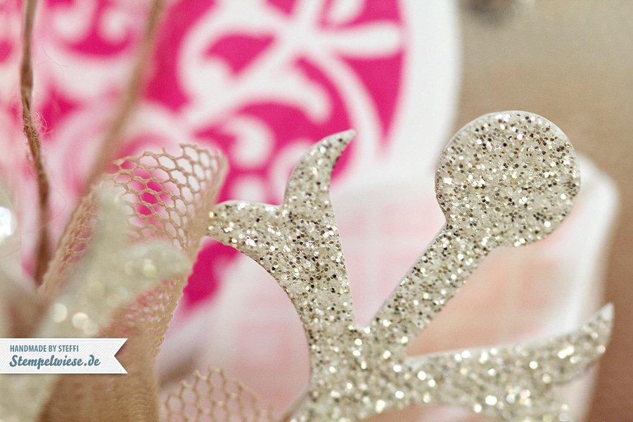 3D Ornament Keepsakes in Pink - Titelseite Mini 3