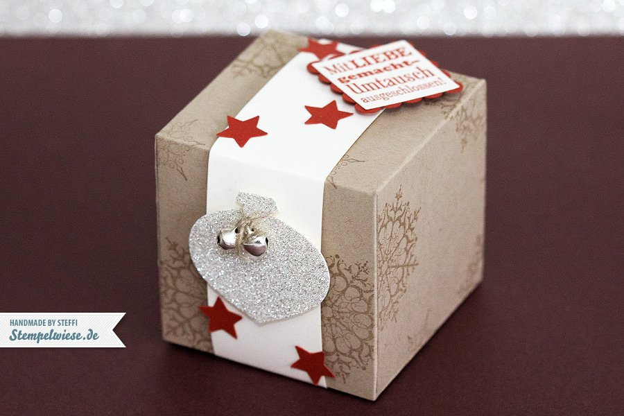 Box in a Box oder Origami Schachtel 1