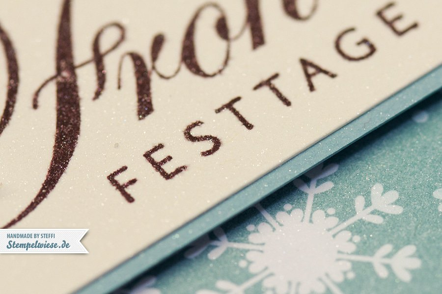 Grüße zum Fest - Frohe Festtage 3