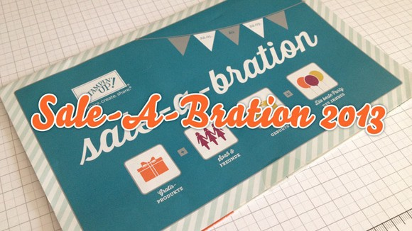 Sale-A-Bration Flyer - Video ♥ Stempelwiese