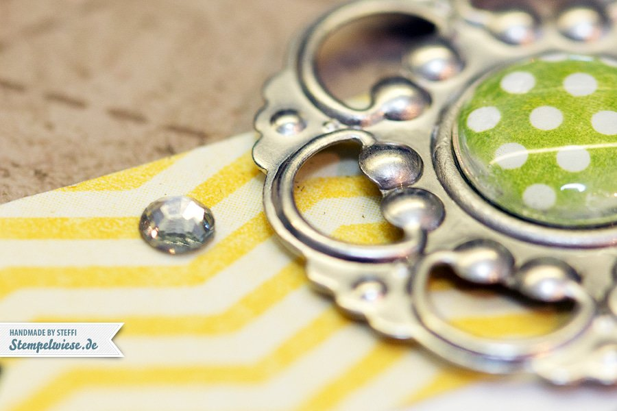 Grußkarte - Frühlingsgefühle - Designerklammer - Stampin' Up! ♥ Stempelwiese