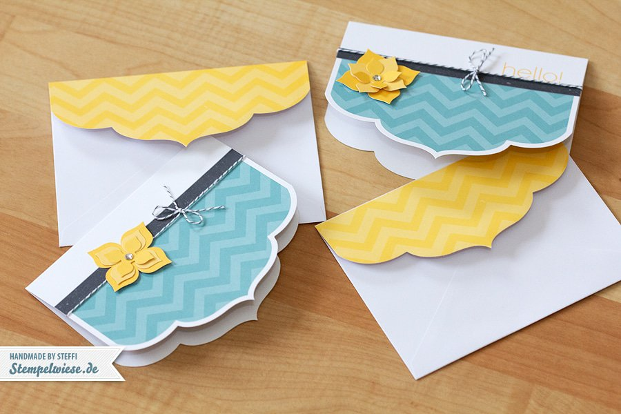 Grußkarte - Simply Sent - Stampin' Up! ♥ Stempelwiese