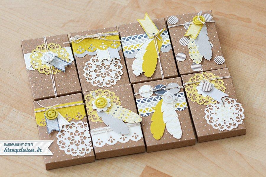 Verpackung - Designer Kit - Stampin' Up! ♥ Stempelwiese