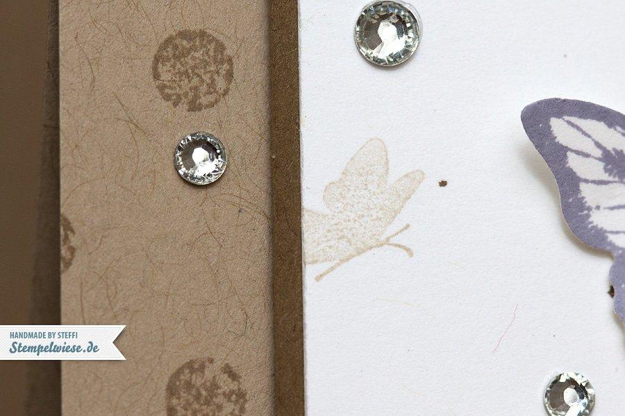 Geburtstagskarte - Papillon Potpourri - Stampin' Up! ♥ Stempelwiese