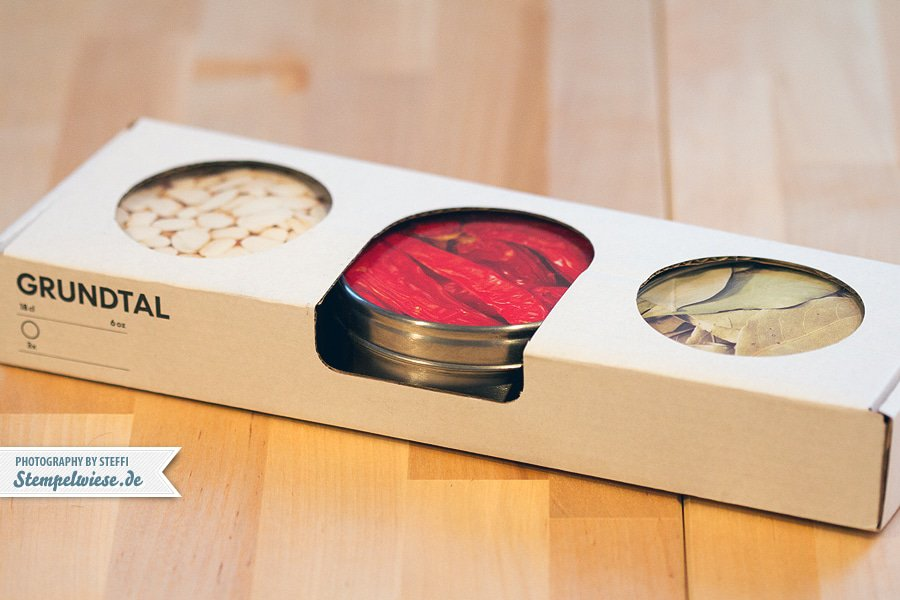 Magnetdoesen - Grundtal - IKEA ♥ Stempelwiese