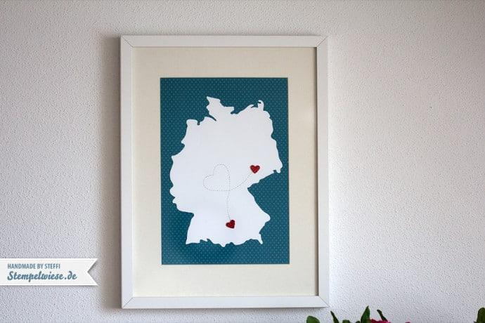 10 Jahre - Valentinsgeschenk ♥ Stempelwiese