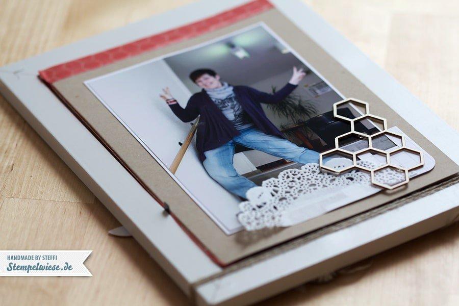Bilderrahmen / Album - IKEA ♥ Stempelwiese