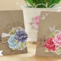 Muttertagskarte - Stippled Blossom - Stampin' Up! ♥ Stempelwiese