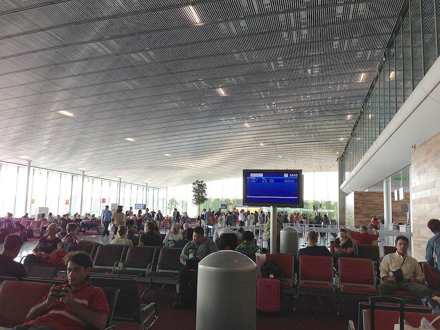 Pariser Flughafen
