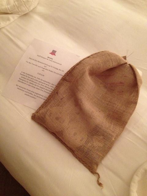 4. Pillow Gift