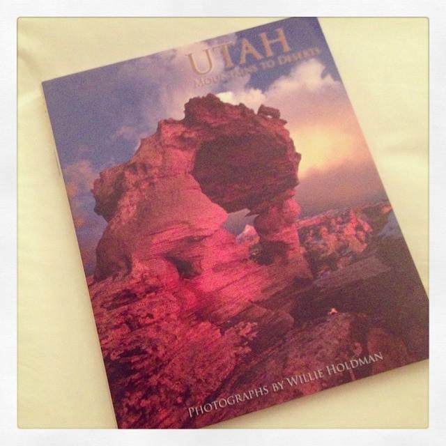 Bildband über Utah