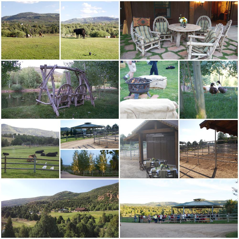 ranch Collage
