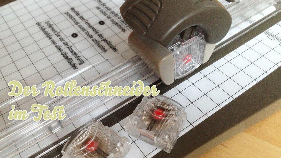 Rollklinge für Papierschneider