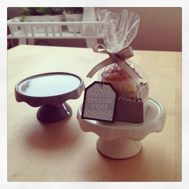 Neue süße Cupcake Ständer #stempelwiese