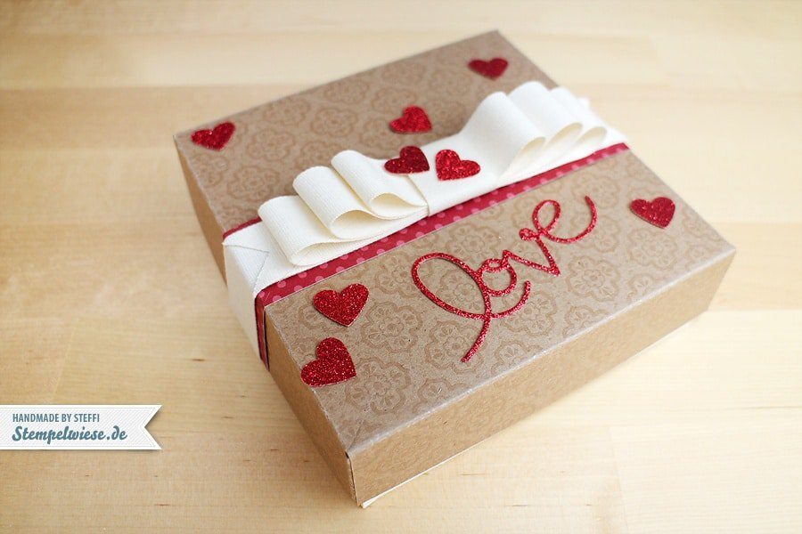 Verpackung - Liebe