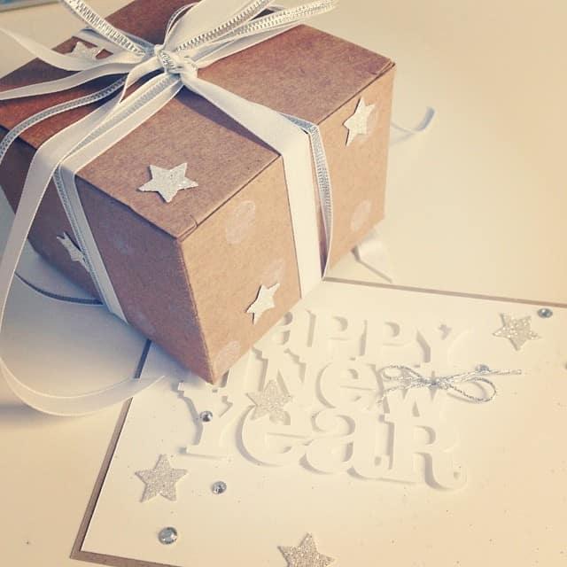 Verspätetes Weihnachtsgeschenk #stampinup #stempelwiese