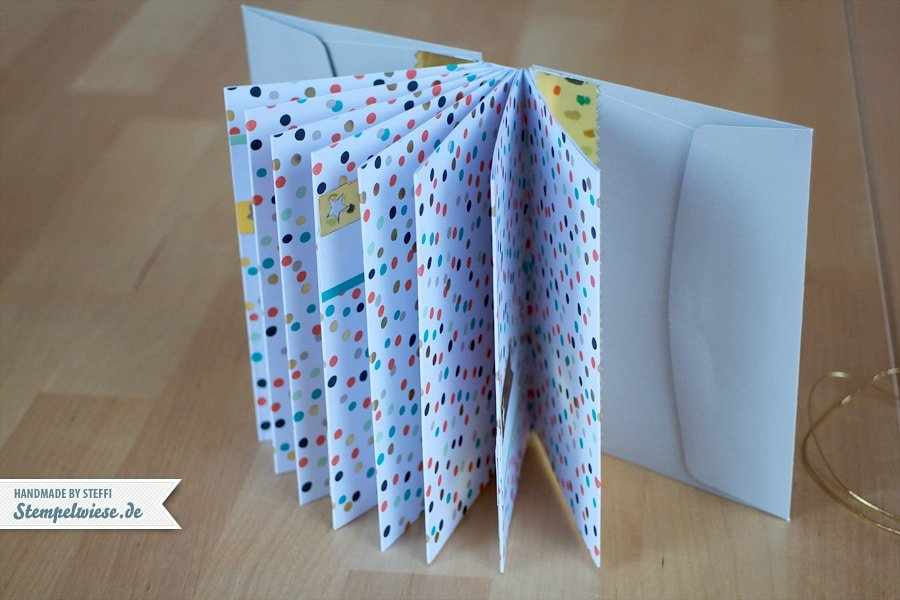 Album - Kartenset Für Goldstücke - Stampin' Up!