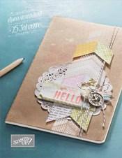 Frühjahr/Sommer Katalog 2013