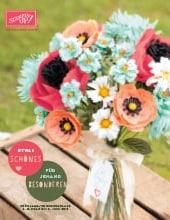 Frühjahr/Sommer Katalog 2015