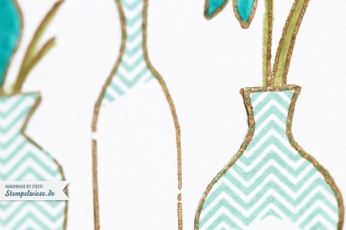 Geburtstagskarte - Vivid Vases [Video]