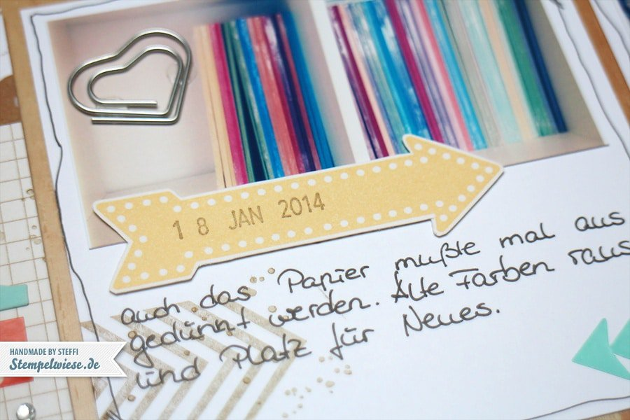 Project Life - Woche 3/14