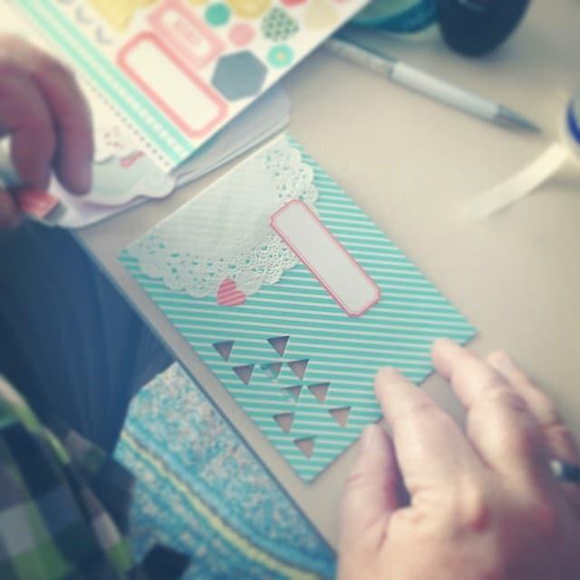 Mein Mann bastelt :O #stampinup #paperpumpkin #incentivetrip #stempelwiese