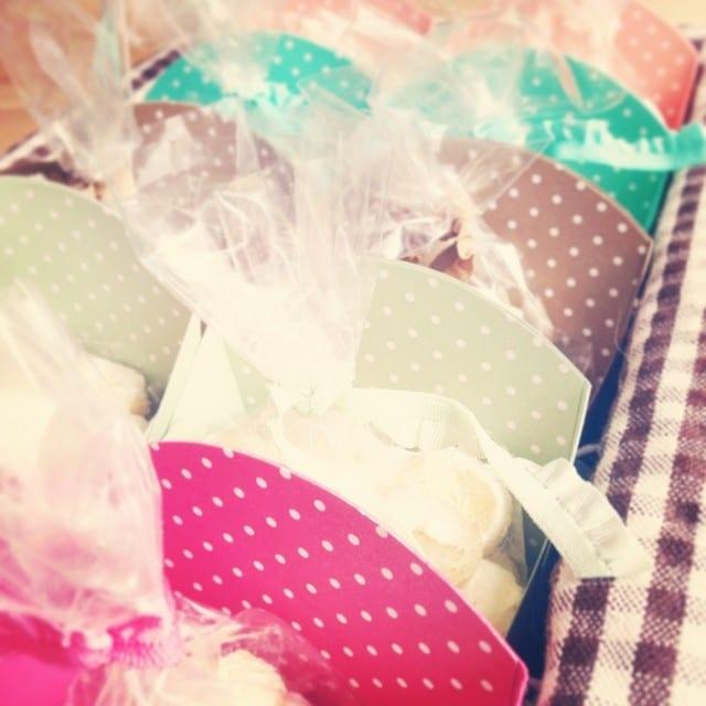 Kleine Geschenke #stampinup #frybox #incolor #stempelwiese