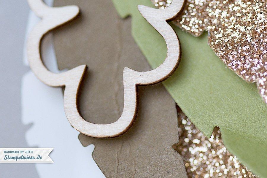 Stampin' Up! - Autumn - Feather - Geburtstagskarte mit Federn ❤ Stempelwiese