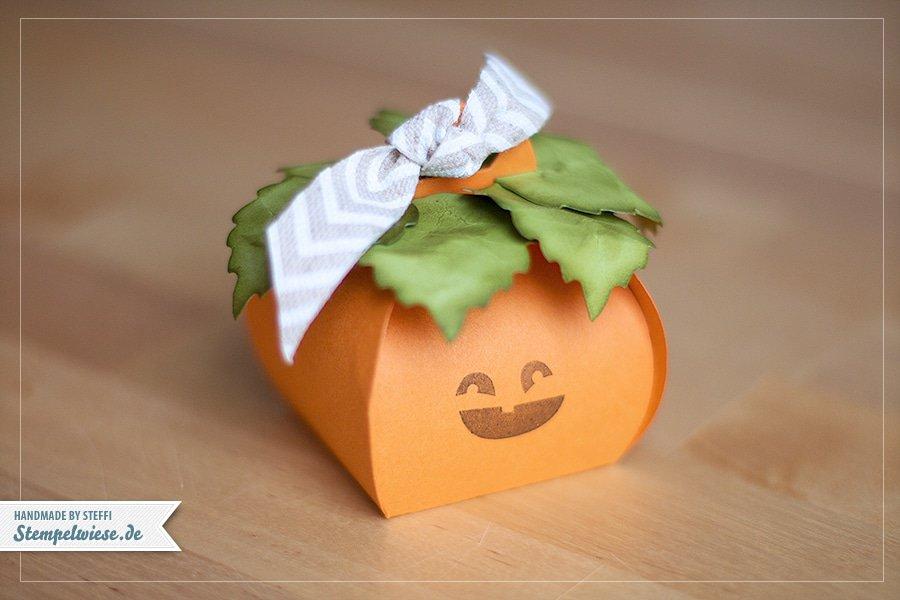 Stampin' Up! - Curvy KeepsakeBox - Zierschachtel Herbst ❤ Stempelwiese