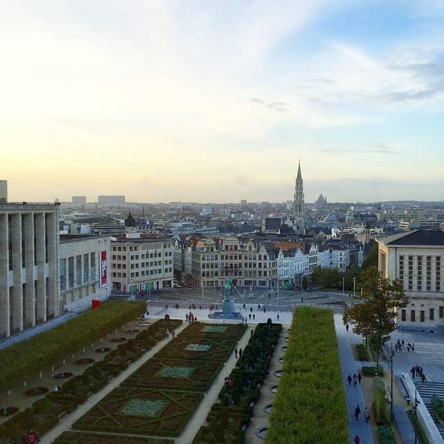 Über den Dächern von Brüssel #convention #stampinup #stempelwiese