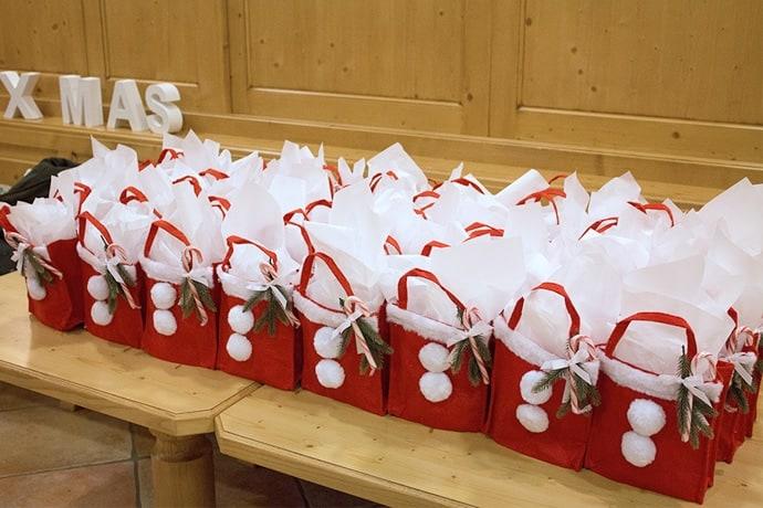 Geschenktüten fertig